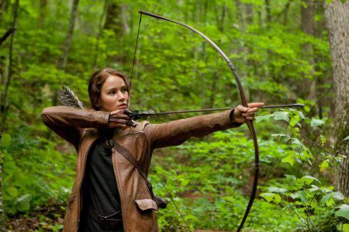 the hunger games filmen